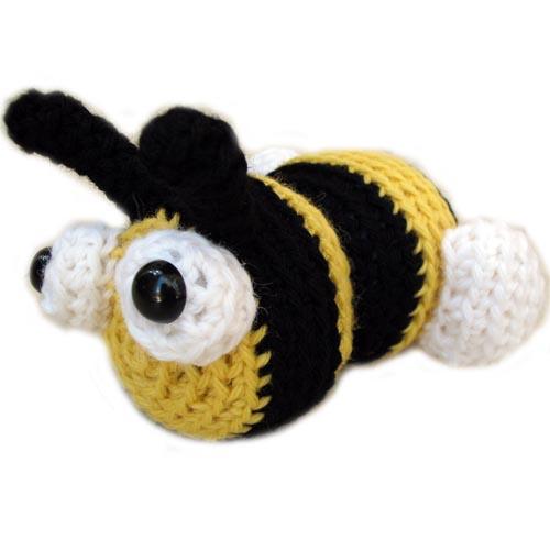 Burnie the Bee - FreshStitches