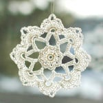 Grandma Jennie's Snowflake Pattern: Part 2 ~ Petals to Picots
