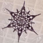 Twisted Space Snowflake by Snowcatcher
