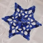 Royalty Snowflake Instructions by Snowcatcher