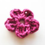 Flower #3 by Annemarie's Crochet Blog