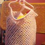 Mesh Shopping Bag ~ Dly's Hooks and Yarns