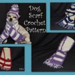 Dog Scarf ~ Sara Sach - Posh Pooch Designs