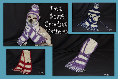 Dog Scarf by Sara Sach from Posh Pooch Designs