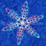 Sunlight Spire Snowflake by Snowcatcher