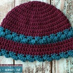 I Feel Pretty - Women's Crochet Hat ~ Oombawka Design