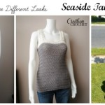 Seaside Tank ~ Cre8tion Crochet