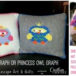 Owl Graph ~ Kaleidoscope Art & Gifts - Cre8tion Crochet