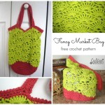 Fancy Market Bag by Cre8tion Crochet