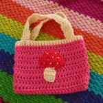 Apple Bag Pattern by Annemarie's Crochet Blog