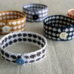 Crocheted Bracelets ~ The Purl Bee