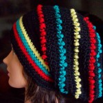 The Easy Magic Slouch ~ Cats-Rockin-Crochet