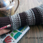 All Grown Up Arm Warmers ~ Moogly