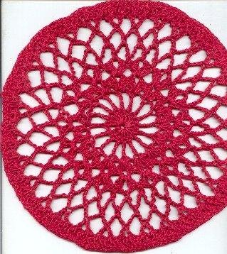 My First Doily ~ Crochet 'N' More