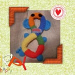 Oodles of Smoodles – Cashew the Monkey ~ Craftybegonia's Funmigurumi and Kid's Stuff