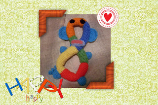 Oodles of Smoodles - Cashew the Monkey ~ Craftybegonia's Funmigurumi and Kid's Stuff