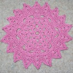 Picot Points Doily ~ Crochet 'N' More