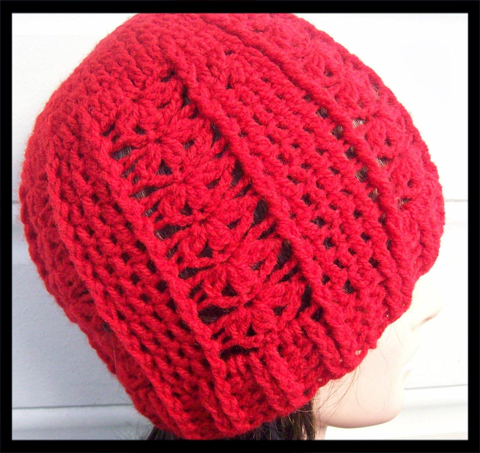 Botanic Ridge - Adult Hat ~ Cats-Rockin-Crochet