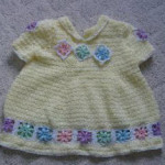 24 Month Child's Dress ~ Donna's Crochet Designs