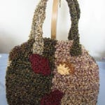 Homespun Acorn Purse ~ Donna's Crochet Designs