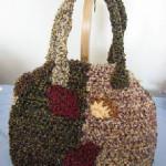 Homespun Acorn Purse ~ Donna's Crochet Designs