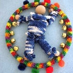 Clown Ring Mobil ~ Donna's Crochet Designs
