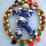 Clown Ring Mobil ~ Donna's Crochet Designs