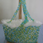 Beaded Boa Purse ~ Donna's Crochet Designs