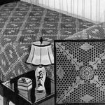 Waltz Time Bedspread ~ Free Vintage Crochet