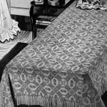 Charmer Bedspread by Free Vintage Crochet