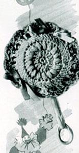 Baby Rattle ~ Free Vintage Crochet