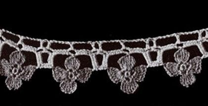 Arabis Edging Pattern ~ Free Vintage Crochet
