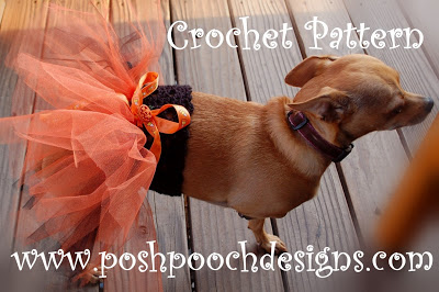 Doggie Tutu by Sara Sach of Posh Pooch Designs
