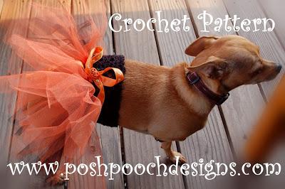 Doggie Tutu by Sara Sach of Posh Pooch Designs