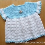 Cute Dress ~ Patterns For Crochet