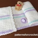 Pram Cover ~ Patterns For Crochet