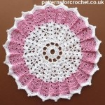 Table Center Doily ~ Patterns For Crochet