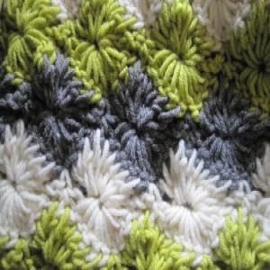 Starburst Throw ~ Erin Burger - Crochet Spot