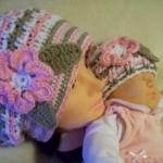 Mothers Beret ~ Cats-Rockin-Crochet
