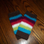 Leg Warmers ~ Cre8tion Crochet