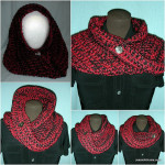 Ali Mobius Cowl ~ Jessie At Home