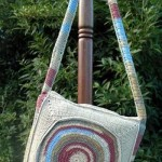 Fairy Circle Handbag by ABC Knitting Patterns