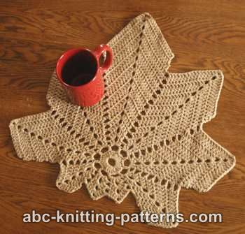 FREE KNITTING PATTERN FOR TABLE RUNNERS - VERY SIMPLE FREE KNITTING PATTERNS