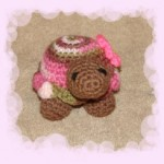 Petunia the Turtle ~ Stormy'z Crochet Patterns