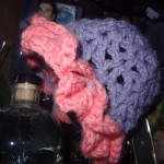 Baby Petals Beanie Hat ~ Jennifer Gregory - Niftynnifer's Crochet & Crafts.