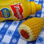 Veggie Corn Dog ~ NyanPon.com