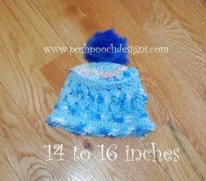 Keppi Bucket Hat by Sara Sach from Posh Pooch Designs