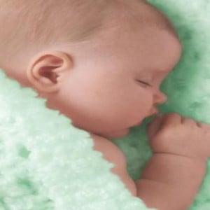 Angel Baby Blanket ~ Marilyn Coleman - Red Heart