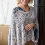 Glamour Kaftan ~ Lisa van Klaveren - Red Heart