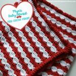 Mya's Baby Blanket ~ Oombawka Design